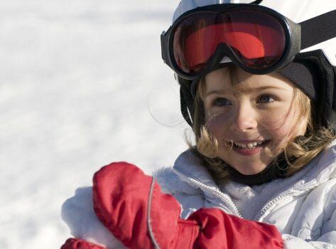 La colonie de vacances ski